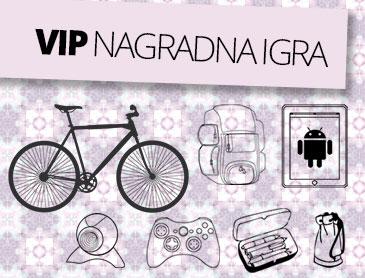 Završena VIP Nagradna igra